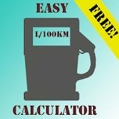 Easy L/100Km Calculator