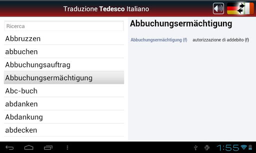 Italiano-Tedesco OK