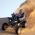 Racing ATV Puzzle icon