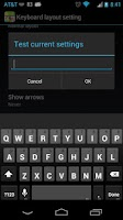 Screenshot of Jelly Bean Keyboard