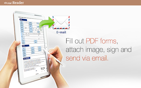 ezPDF Reader Free Trial Screenshot