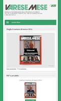 Screenshot of VareseMese