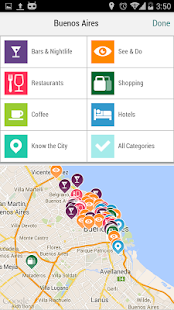 Buenos Aires City Guide - screenshot thumbnail