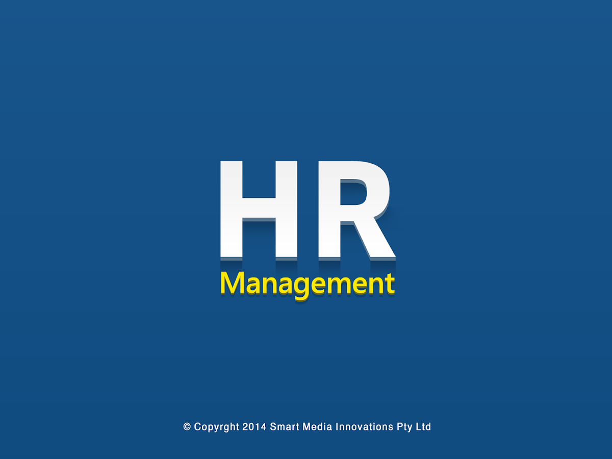 HR Management - screenshot