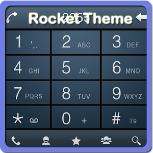 RocketDial Galaxy S4 Theme HD 個人化 App LOGO-硬是要APP