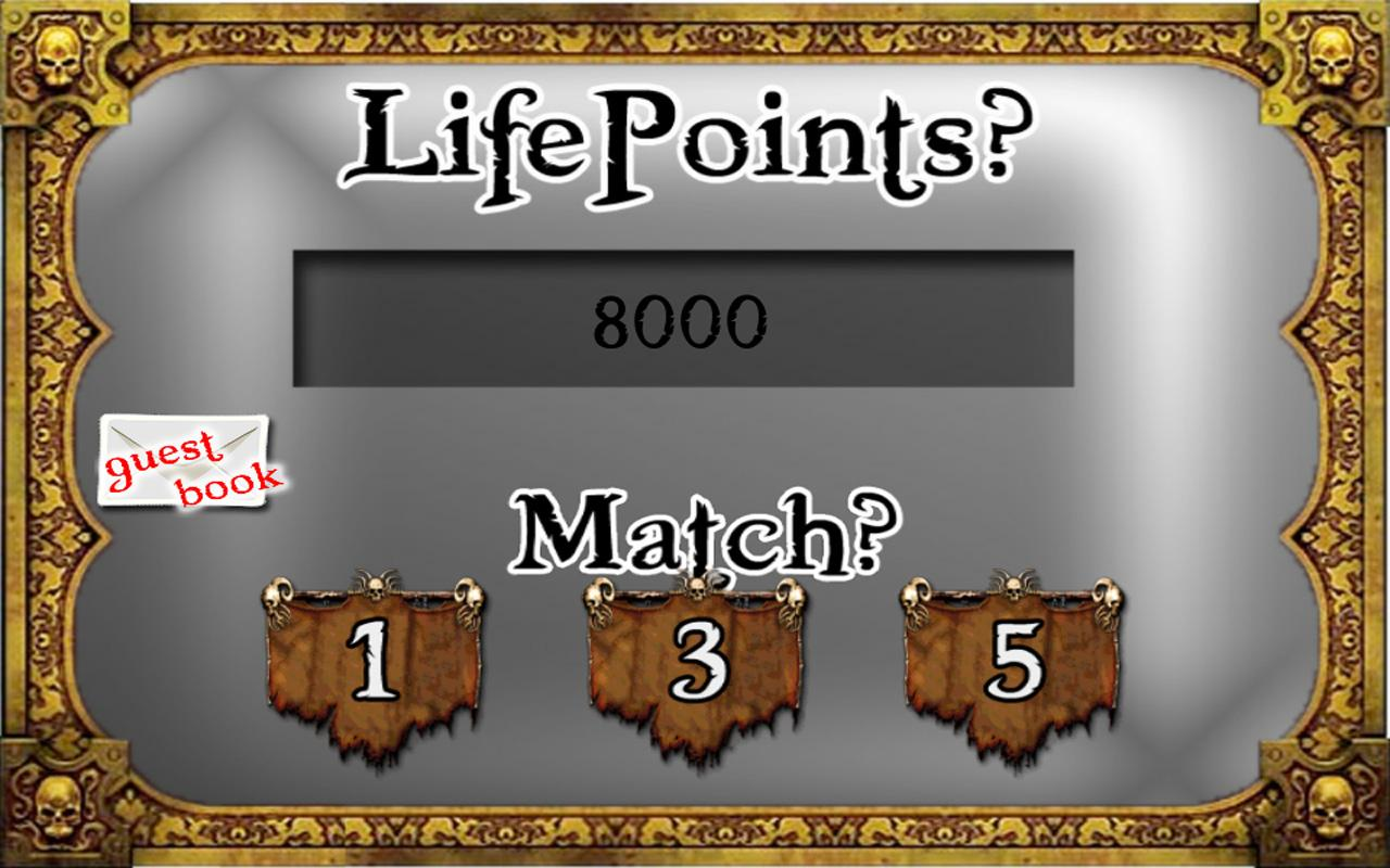 aLifePoints- screenshot