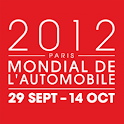 Mondial de l'automobile 2012 logo