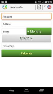 loan amortization apps on google play