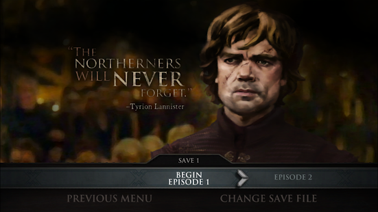 Game of Thrones- screenshot thumbnail