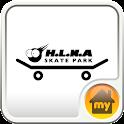 H.L.N.A-SKATE PARK Theme icon