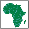 Africa Flags and Nationals icon
