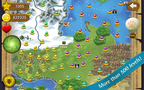 Bubble Witch Saga Screenshot 18