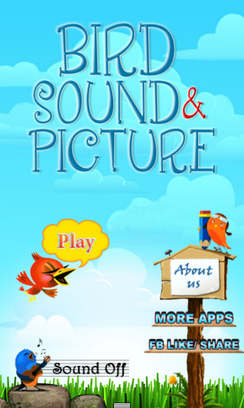 Bird Sound and Picture- screenshot