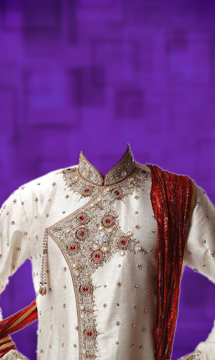 Men's Salwar Photo Suit