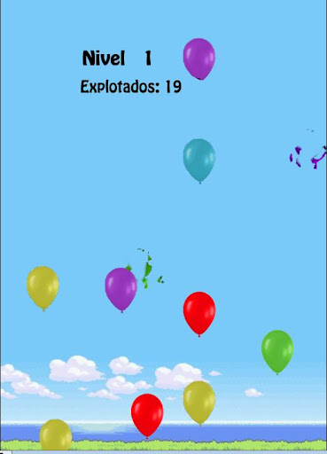 玩免費休閒APP|下載Pop the balloons for kids app不用錢|硬是要APP