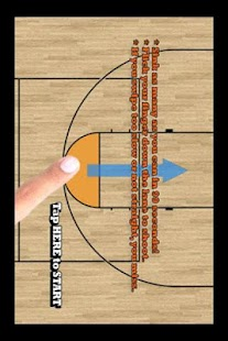 Basketball ShootAround 3D - screenshot thumbnail