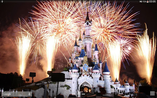 New Year Fireworks LWP (PRO) 1.3.1 screenshots 11
