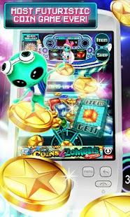 Coins Vs Aliens - screenshot thumbnail
