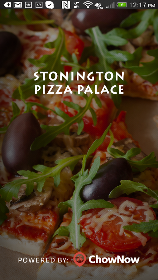 Stonington Pizza- screenshot