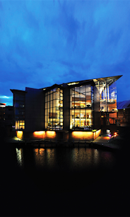 The Bridgewater Hall - náhled