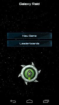 Galaxy Raid Free apk screenshot
