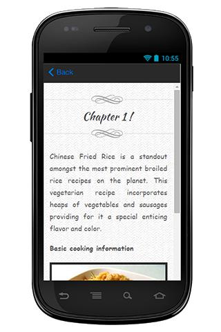 玩生活App|Recipe Chinese Fried Rice免費|APP試玩