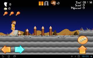Screenshot of Joe Platformer Free