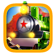 Puzzle Rail Rush HD [Premium]