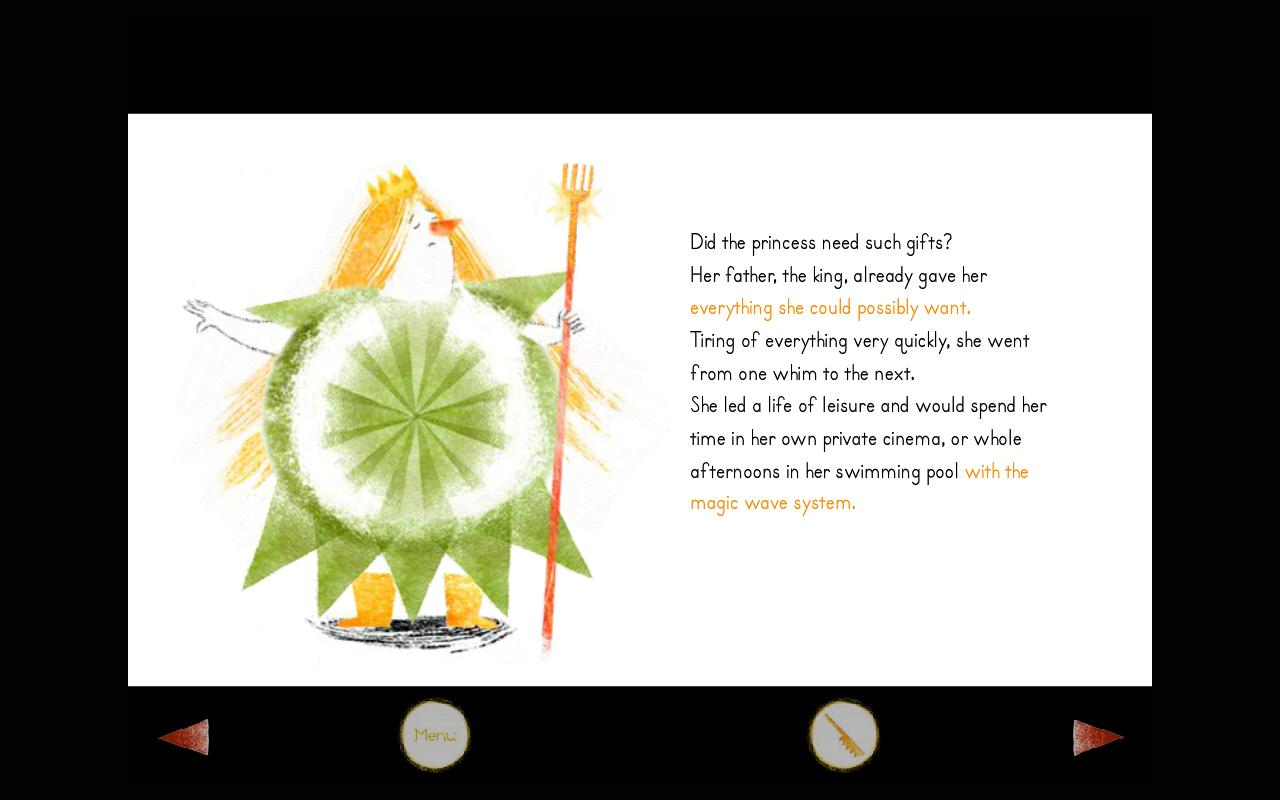The ogress- screenshot