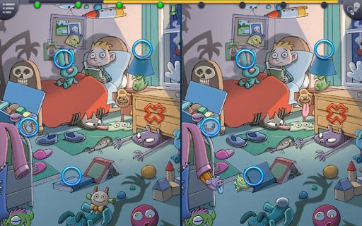 Игра Найдите отличия для планшетов на Android