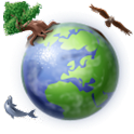 Planet Earth 3D Live Wallpaper logo