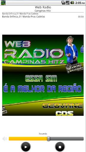 Web Radio Campinas Hitz