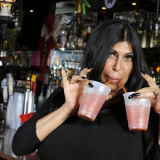 """Mob Wives"" Big Ang's Bloody Mary"