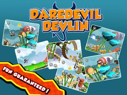 Daredevil Devlin - screenshot thumbnail