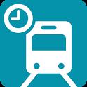 코레일 지연정보 icon