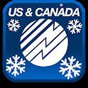 Ski: US&Canada icon