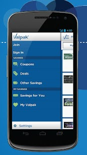 Valpak® Local Coupons - screenshot thumbnail