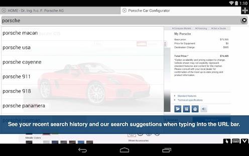 Photon Flash Player & Browser Screenshot