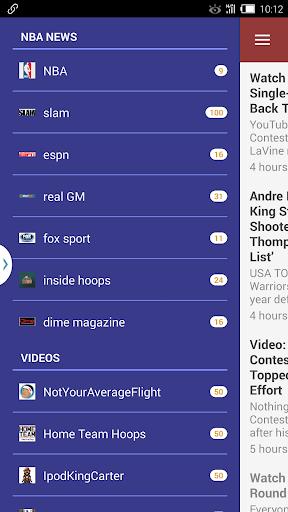 basketball news videos