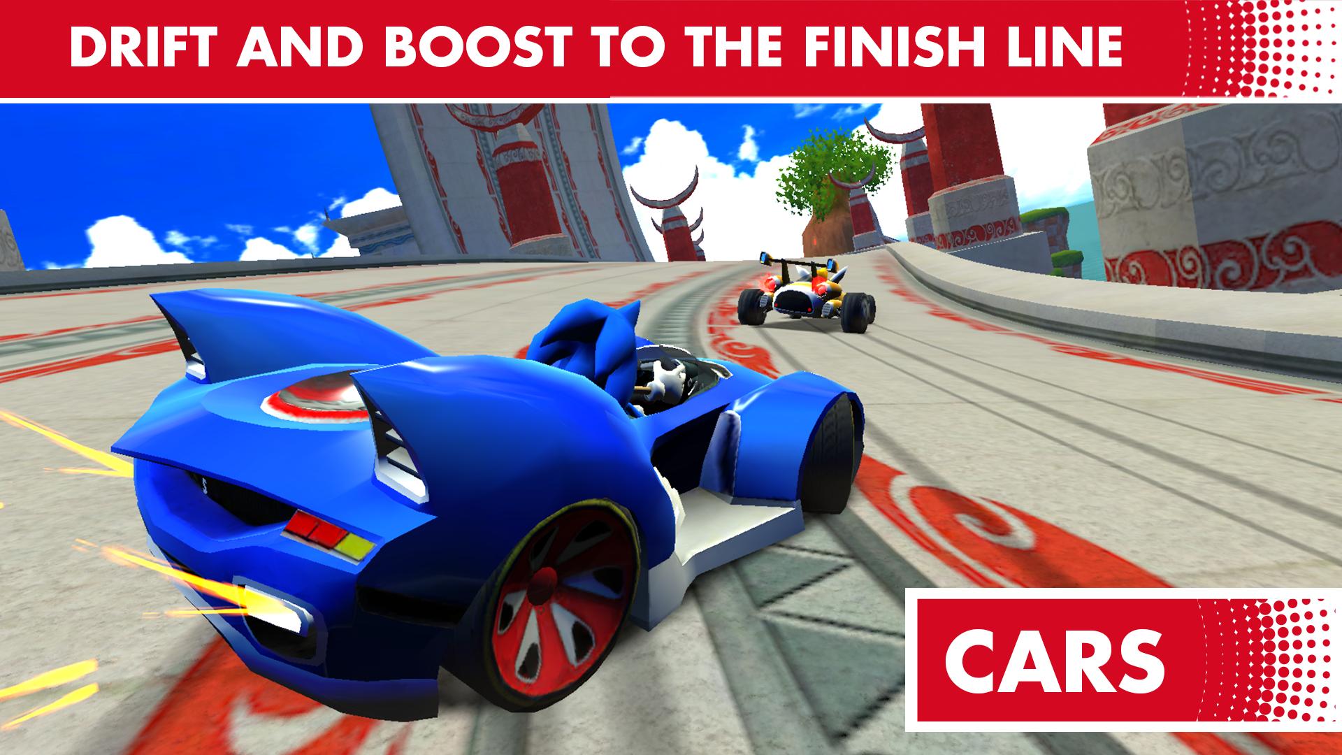 Sonic Racing Transformed screenshot #2