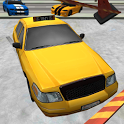 Extreme Taxi Driving 3D icon