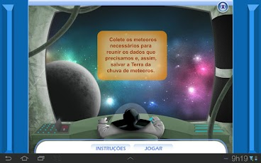 Noções de Astronomia Android Education