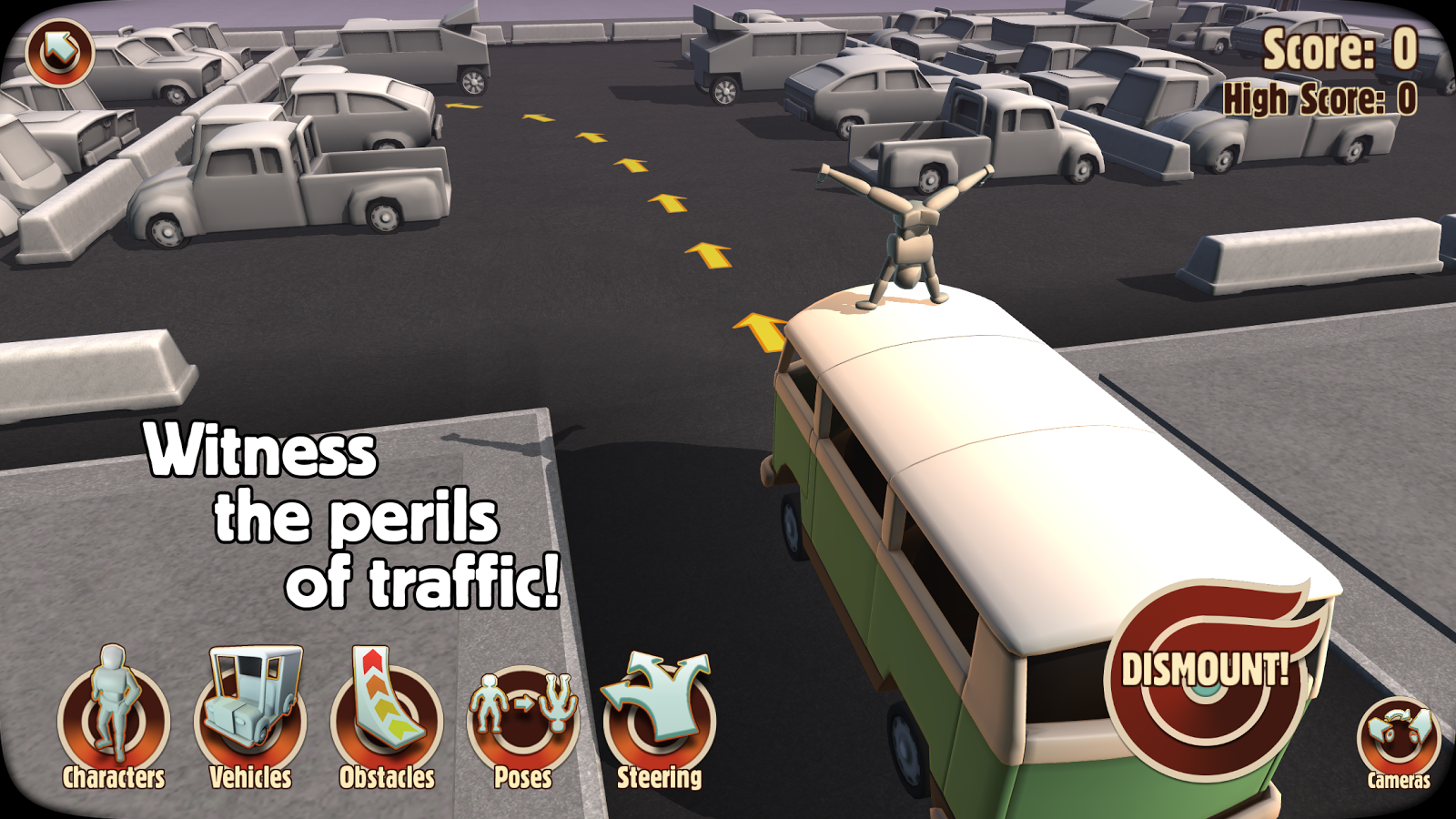 Turbo Dismount™ - screenshot