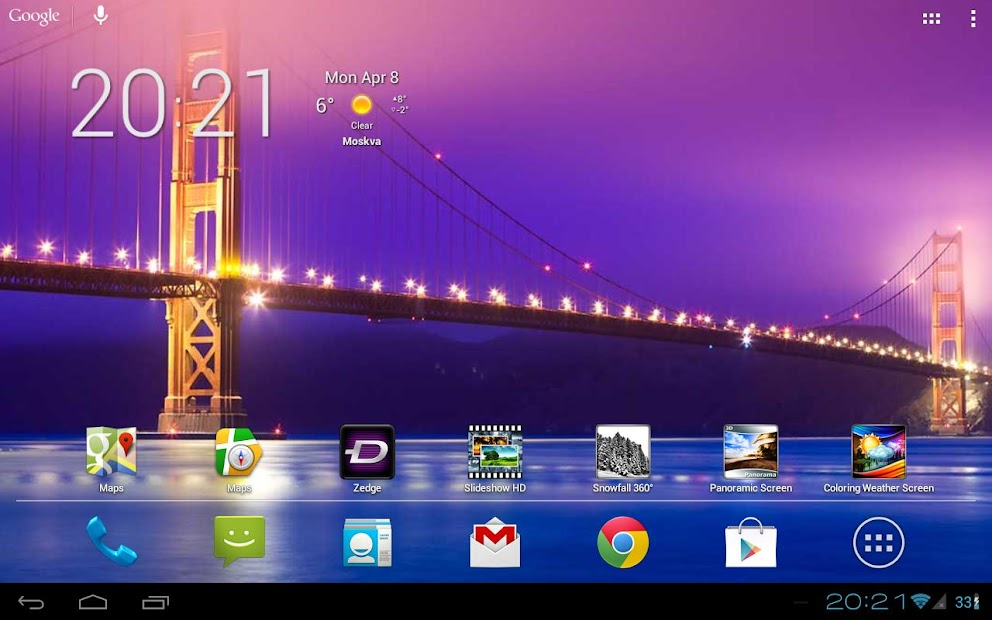 ... Slideshow HD Live Wallpaper Android App Screenshot ...