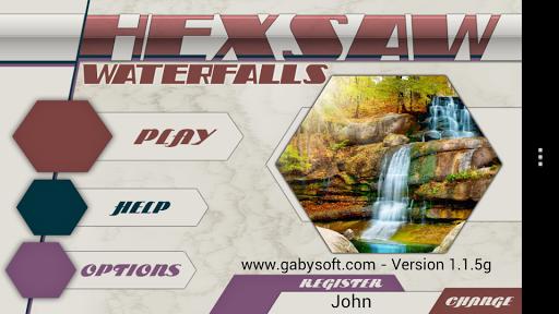 HexSaw - Waterfalls