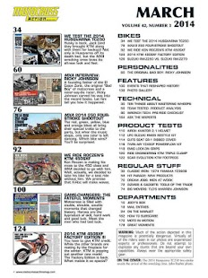 Motocross Action Magazine - screenshot thumbnail