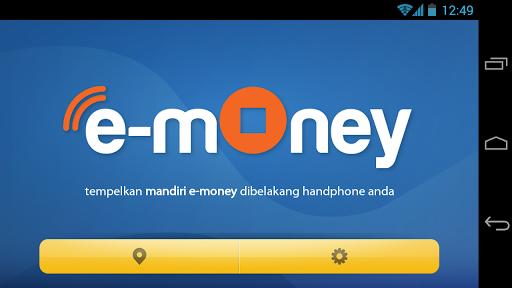mandiri e-money info