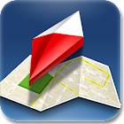 3D Compass Plus (AR,map,more) icon
