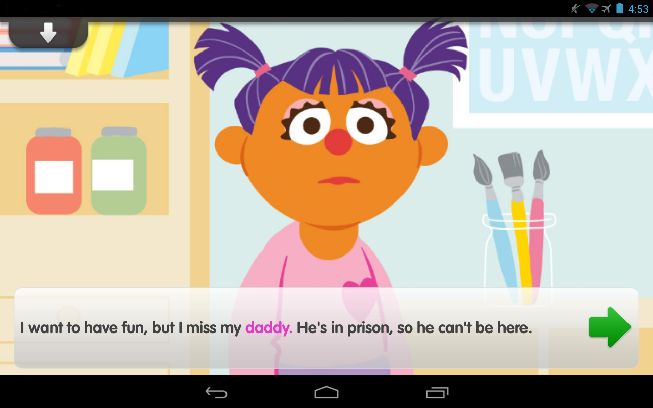 Sesame Street: Incarceration- screenshot
