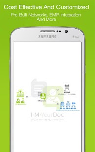 IM Your Doc - Secure Messaging- screenshot thumbnail